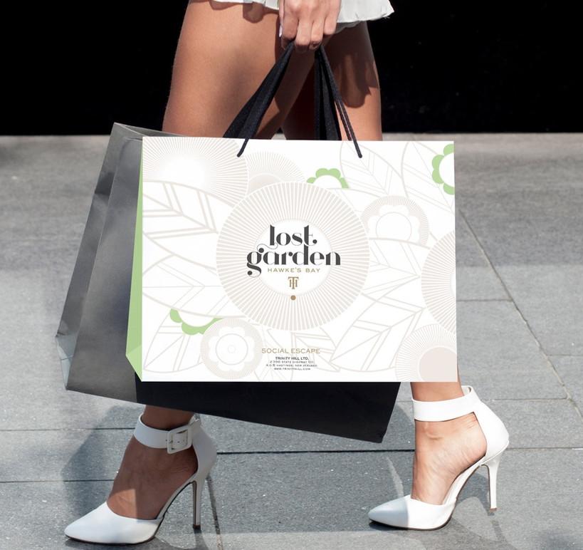 Lost Garden bag