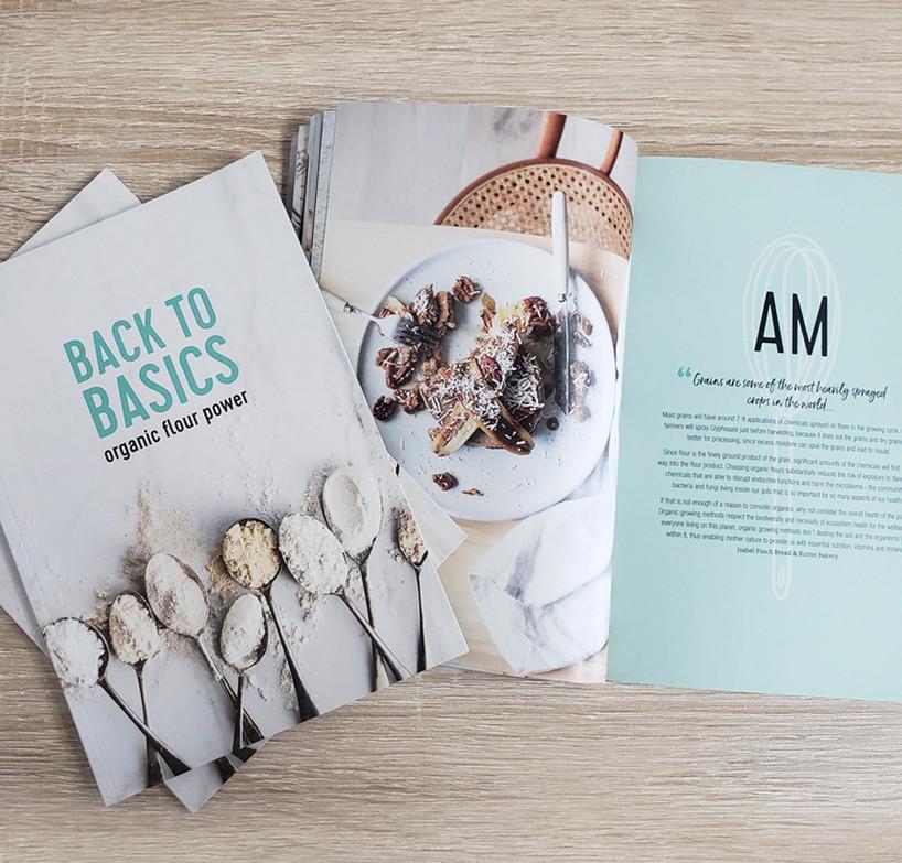 Ceres Flour cook book