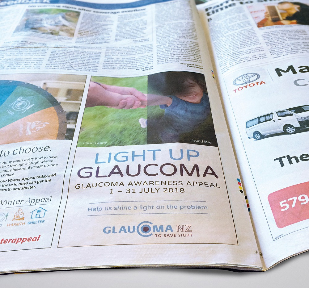 Glaucoma appeal