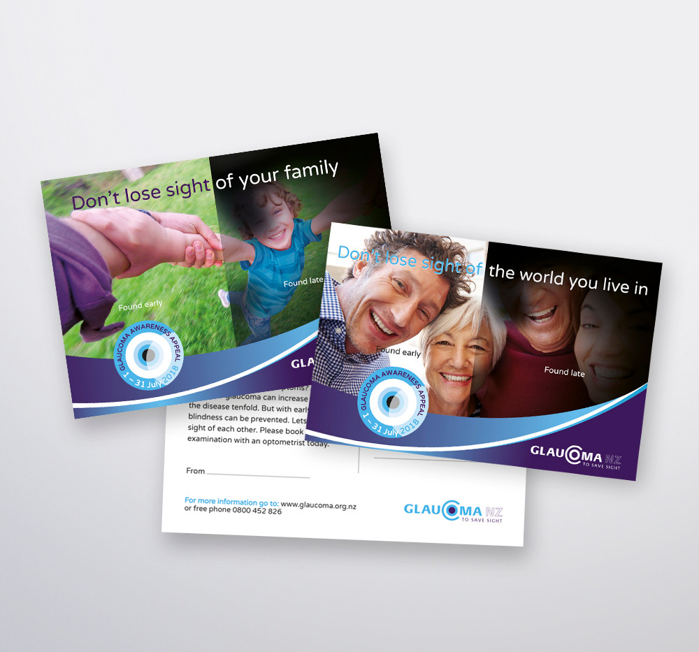 Glaucoma Appeal postcards.jpg