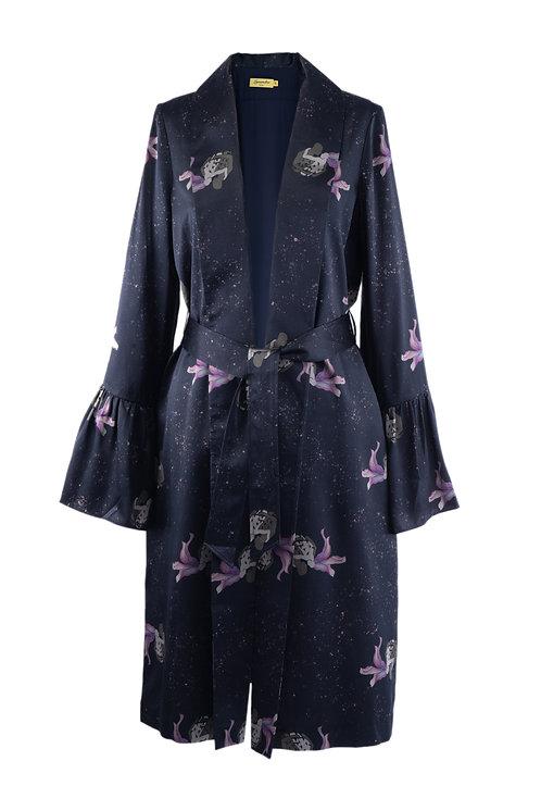 LYSANDRE PARIS DRESSING GOWN