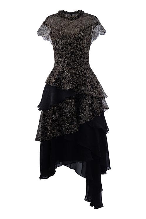 LYSANDRE PARIS COCKTAIL DRESS