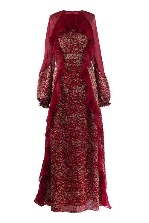 LYSANDRE PARIS EVENING DRESS