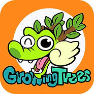 Growing Trees Logo