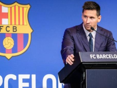 El Fair Play financiero que dejó afuera del Barcelona a Messi