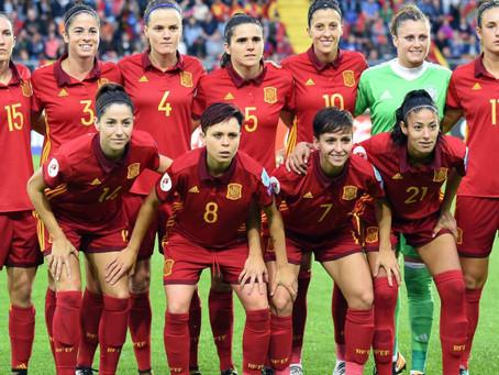 El convenio colectivo de las futbolistas en España