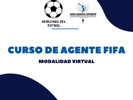 Curso de Agente FIFA - Junio
