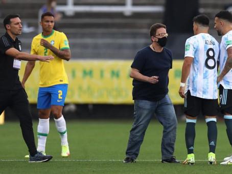 Qué dice el código disciplinario de la FIFA en el partido de Brasil - Argentina
