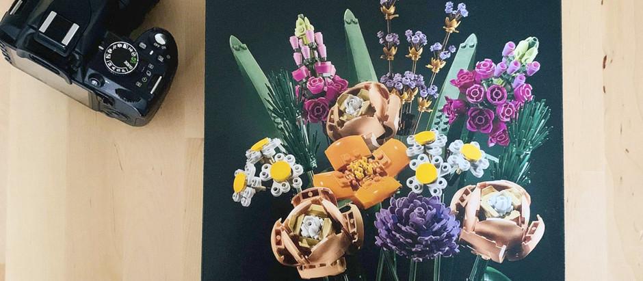 Review du set LEGO 10280 (bouquet de fleurs)