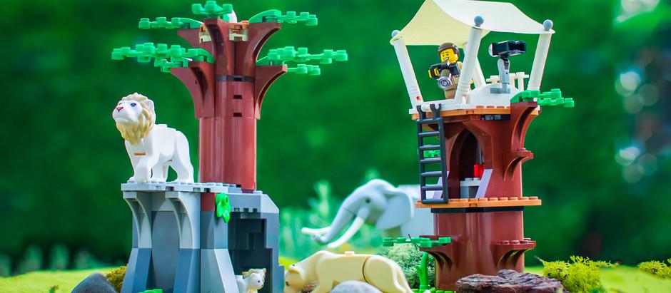 *REVIEW* LEGO Wildlife Rescue (60301/60302/60307)