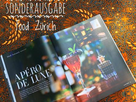 BEXX Textschmiede: Food Zürich
