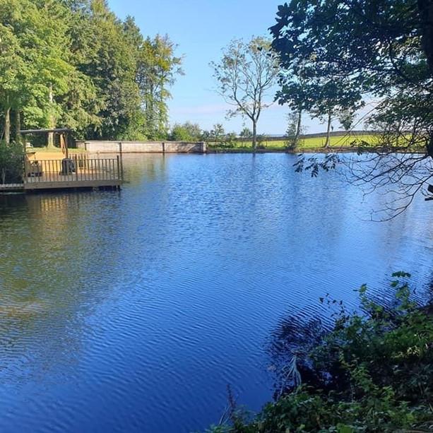 Old Sawmill fishing lake