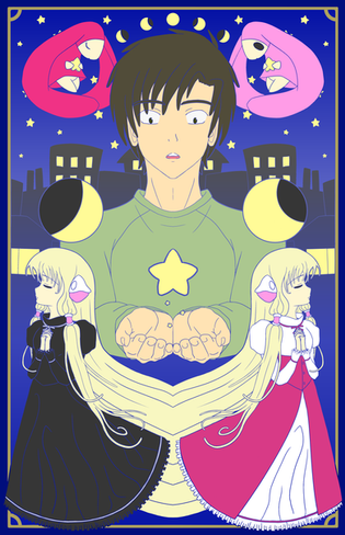 Chobits Poster