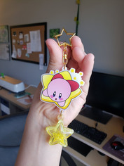 Reach for the stars Kirby