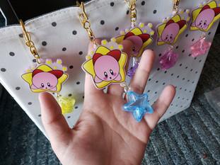 Kirby charms