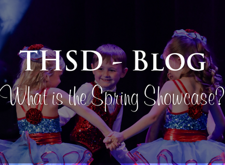 Spring Showcase:  What is it and why is it important?