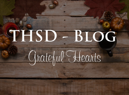 Grateful for our THSD Family