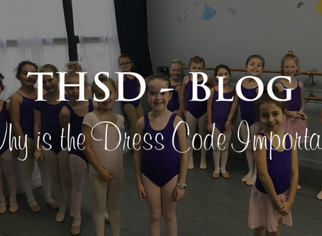 Why is the dress code important?