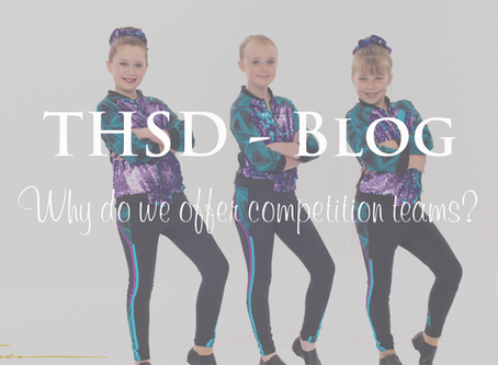 Why do we offer competition teams?