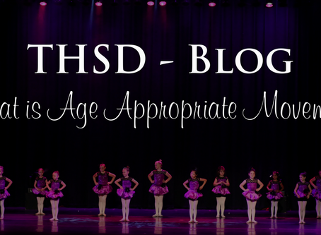 What is Age Appropriate Movement?