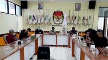 DPD Partai Ummat Surabaya Serahkan Legalitas ke KPUD