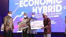 Gubernur Khofifah Ajak Pelaku Industri Kreatfif Jatim Buat Produk Ramah  Lingkungan