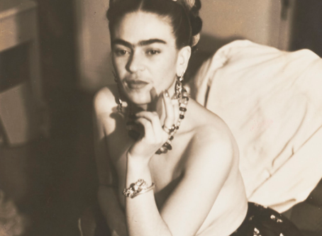 A Frida Kahlo
