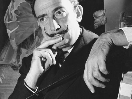 32 aniversario de la muerte de Salvador Dalí