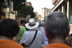 Seguici y seguici de Sant Pere