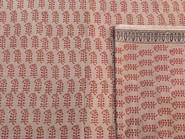 Bagh Print Cotton Fabric.