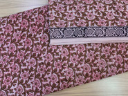 Exclusive Bagh Print Cotton Fabric.