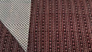 Bagh Print Cotton Suit