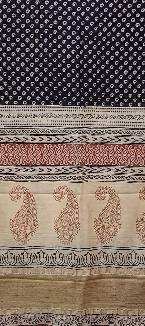 Bagh Maheshwari Silk Designer Dpt.