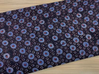 Ajrakh Print Rayon Material