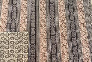 Bagh Print Cotton Designer Suit