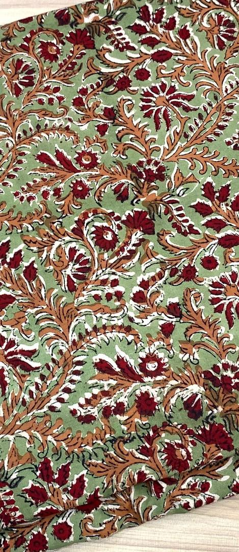 Kalamkari Fabric.