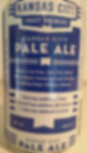 KC Craft Pale Ale
