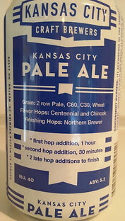 KC Craft Pale Ale