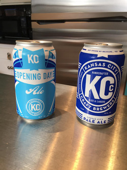 KC Craft cans debut