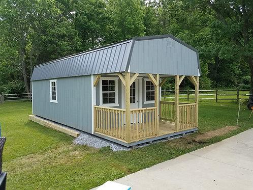 Lofted High Barn Cabin