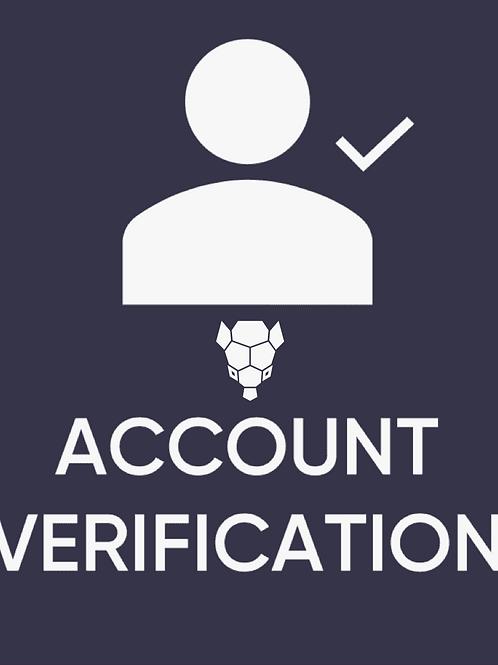 Armalytix Account Verification report