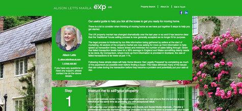 Alison Letts EXP