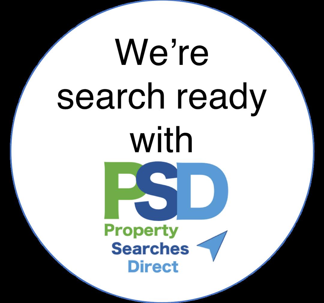 We're Search Ready (Circle)