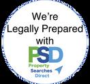 We're Legally Prepared (Round)