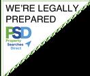 We're Legally Prepared (TL-Corner)