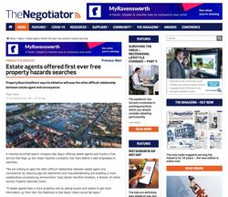 The Negotiator Hazard Checker-1