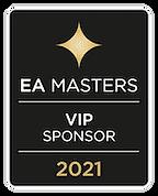 EA Masters VIP Sponsor 2021