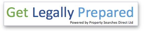 Get Legally Prepared Logo