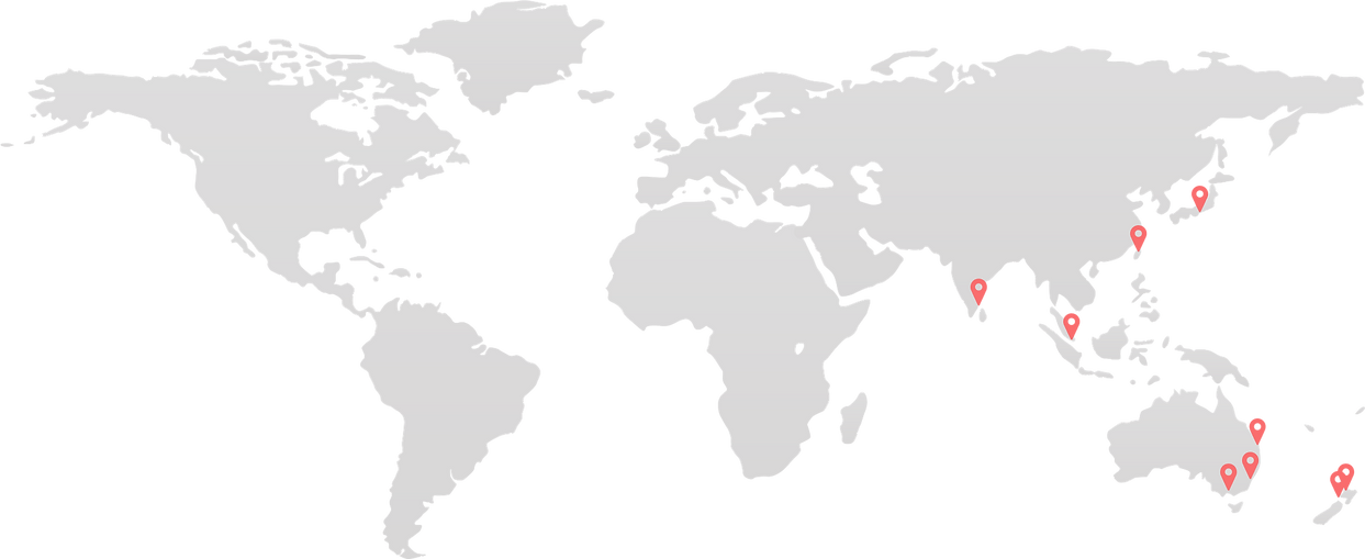 world map with pins grey.png