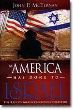 AS AMERICA HAS DONE TO ISRAEL - Book
